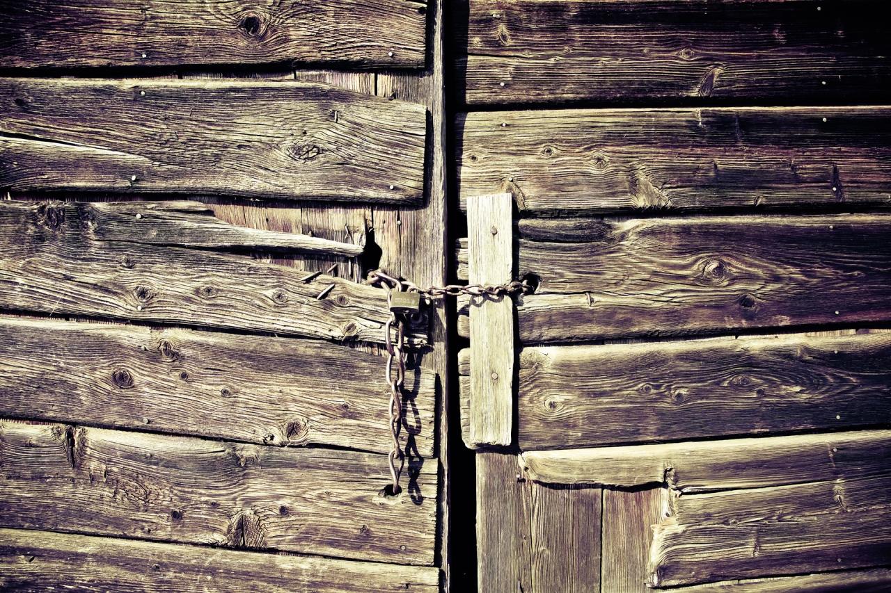認識憂鬱症_wooden-gate-594188